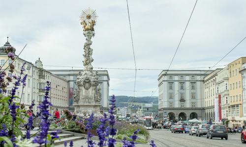 Hauptplatz Linz©linztourismus AlexSigalov 2014