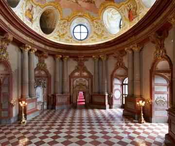 Klosterneuburg Marmorsaal ©Alexander Haiden