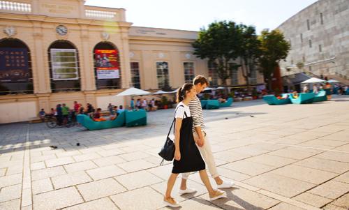 MuseumsQuartier Wien, 2016, Copyright www.peterrigaud.com