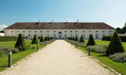 Porzellanmuseum Im Augarten Porzellanmanufaktur Schloss Augarten (c) Wien Tourismus