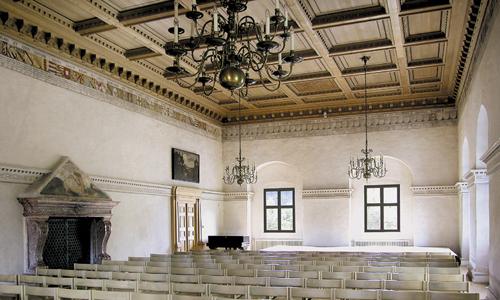 Schloss Obernzell Rittersaal (c) Gemeinde Obernzell
