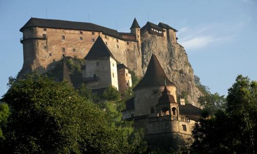 Burg Orava (c) Slovakia