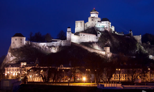 4 A Burg Trenciansky Hrad (c) Slovakia