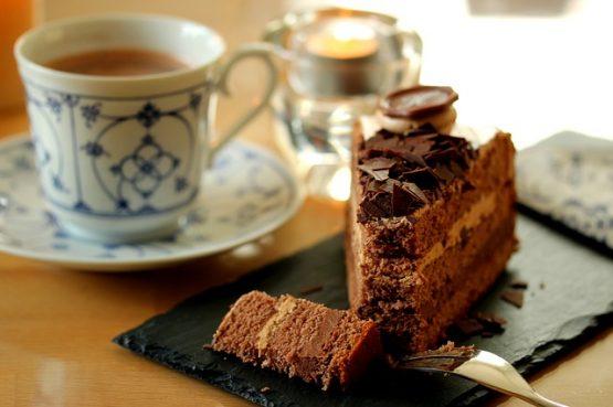 Kaffee und Kuchen mit Tradition