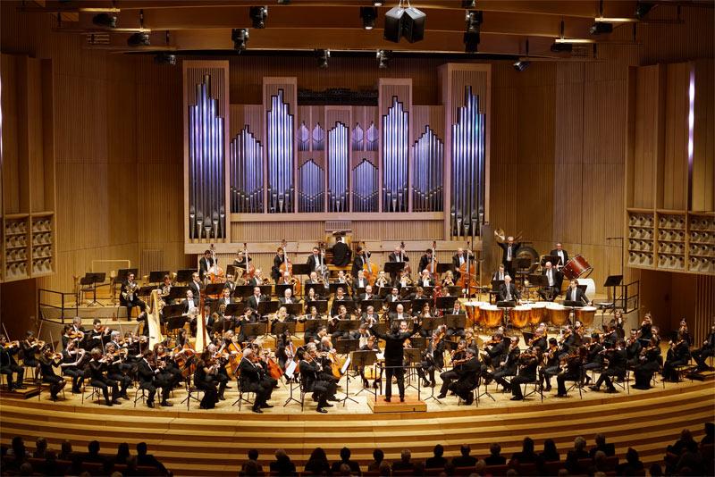 Brucknerhaus Bruckner Orchester Linz (c) Winkler