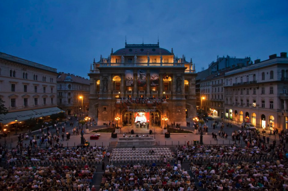 Opera House Budapest Spring Festival