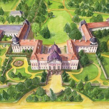 A Elozekold Schloss Gödöllő