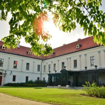 Erzsébet Veranda Schloss Gödöllő