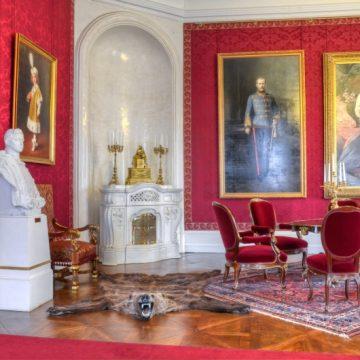 FerencJózsef Dolgozó Schloss Gödöllő
