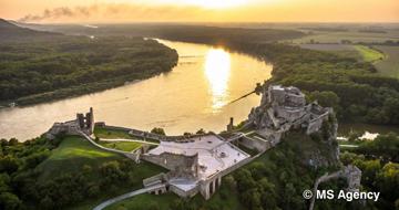Burg von Devín © MS Agency