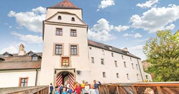 Oberhausmuseum © Stadt Passau