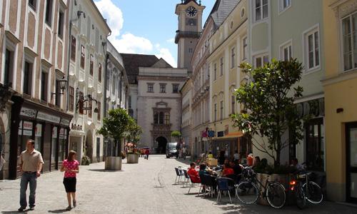 Altstadt Landhaustor © TVL GM