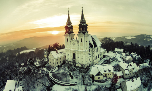 Poestlingberg Winter ©linztourismus AlexSigalov 01 2015