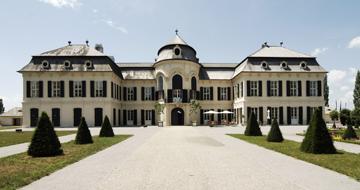 Schloss Niederweiden © Donau Niederösterreich Steve Haider