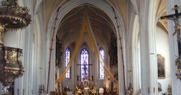 Wallfahrtskirche Mariä Himmelfahrt © Landsratamt Straubing