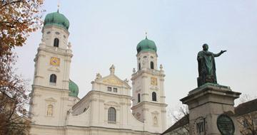 Passau Dom St. Stephan © Passau Tourismus