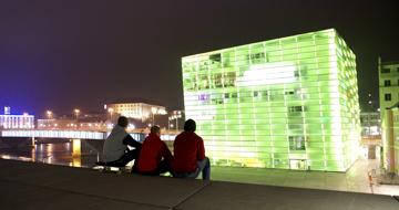 Ars Electronica Center © Linz Tourismus