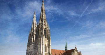 Dom St Stephan © Regensburg Tourismus