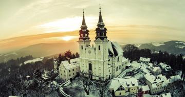 Pöstlingberg © Linz Tourismus Alex Sigalov