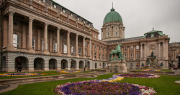 Budaivar Ejsz © Ungarisches Tourismusamt