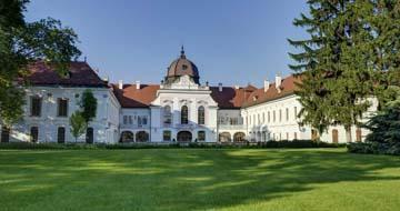 Schloss Gödöllő © Ungarisches Tourismusamt