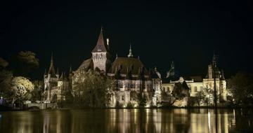 Vajdahunyad © Ungarisches Tourismusamt
