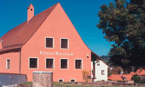 Römermuseum (c) Stadt Passau
