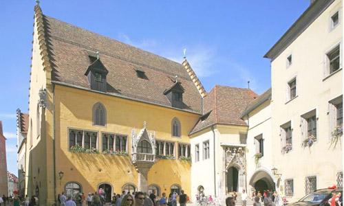 Altes Rathaus Regensburg © Peter Ferstl