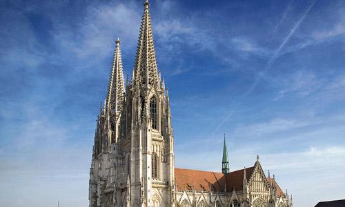 Dom St Peter (c) Regensburg Tourismus