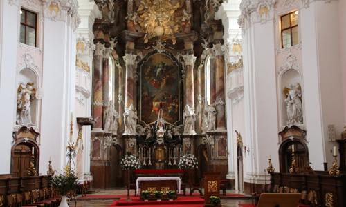 Stiftskirche Engelszell © Hausberg