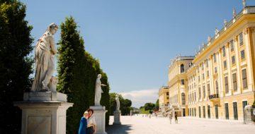 Schönbrunn © Wien Tourismus Peter Rigaud