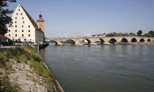 Steinerne Brücke © Stadt Regensburg Peter Ferstl