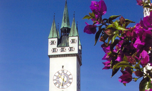 Stadtturm Straubing © Amt für Tourismus Straubing