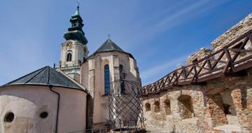 Burg Nitra © Slovakia