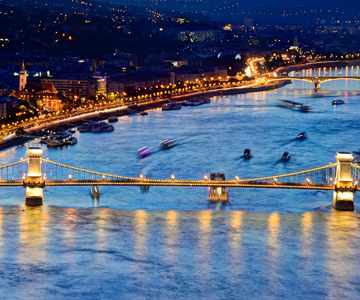 Budapest Water Trafic (c) Hungarian Tourism Agency