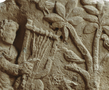 500x300 Orpheus Relief Lupa517 1 (c) Ortolf Harl
