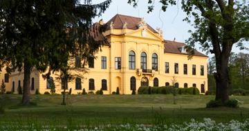 Schloss Eckartsau © Panzer
