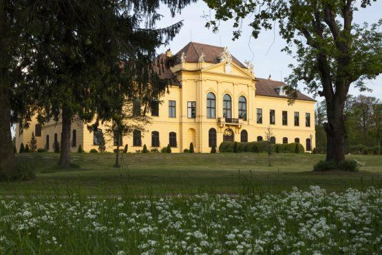 Schloss Eckartsau © ARGE Marchfeldschlösser