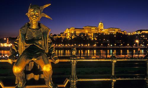 Budapest © Ungarisches Tourismusamt