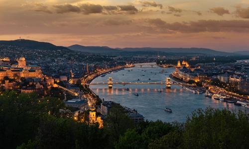 Budapest © Hungarn Tourist Assocation