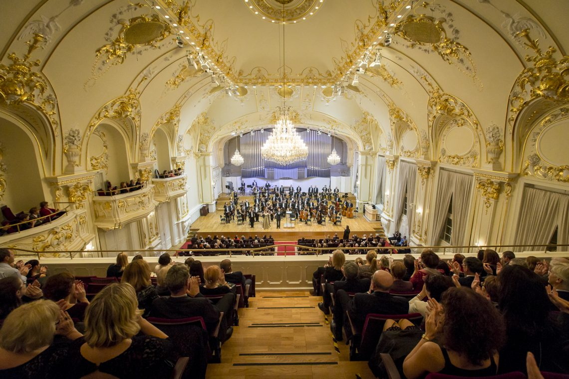 Viva Opera! - Adriana Kučerová & Pavol Bršlík @ Viva Musica! festival 2015 @ Bratislava (19.10.2015) © Zdenko Hanout