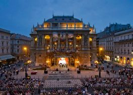 Opera House Budapest Spring Festival 264x200