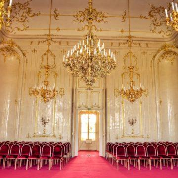 Díszterem Schloss Gödöllő