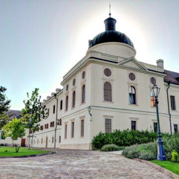 Gizella Rudolf Szárny Schloss Gödöllő