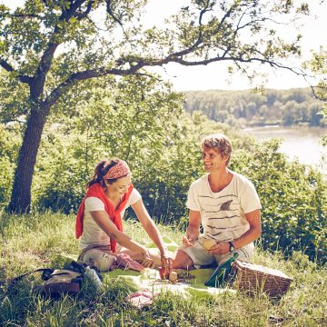 Wanderpause Donau.com