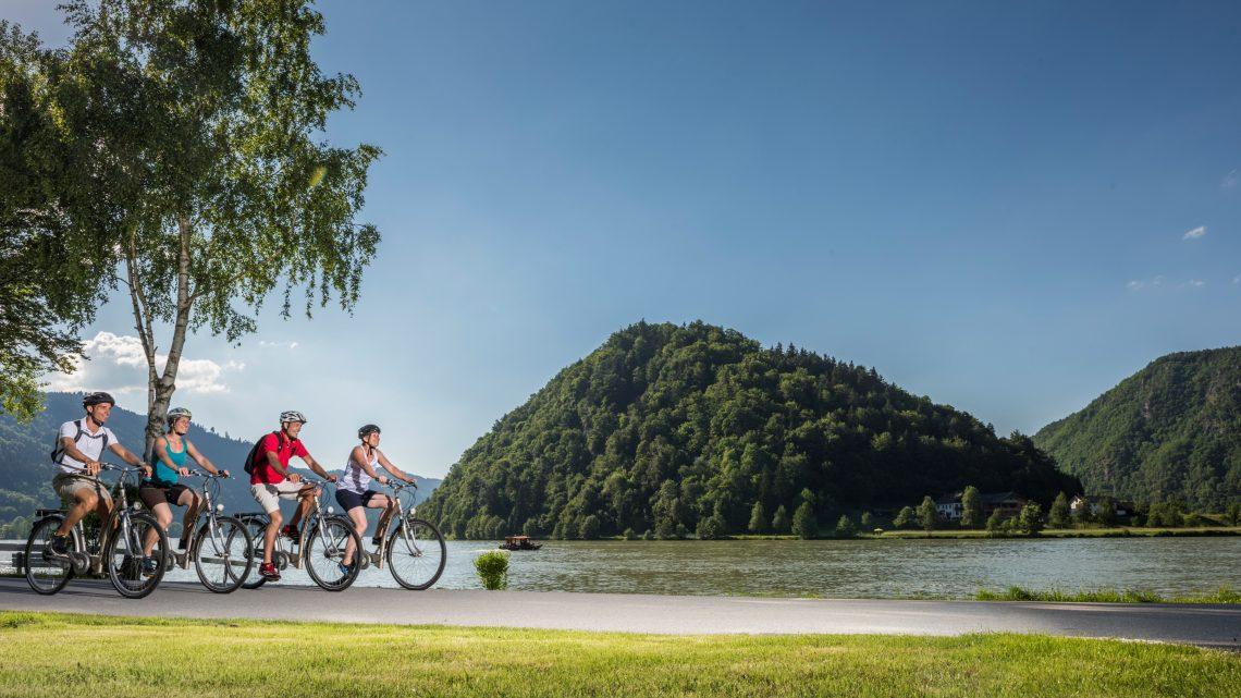 RadsaisonWGD Donau Oberösterreich Tourismus GmbH, Hochhauser